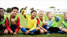 Katarlı çocukların Dünya Kupası heyecanı