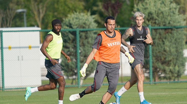 Trabzonspor sezon hazırlıklarını sürdürdü