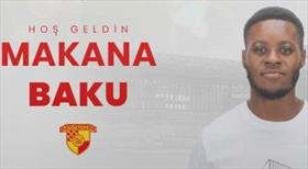Göztepe, Makana Baku'yu kadrosuna kattı