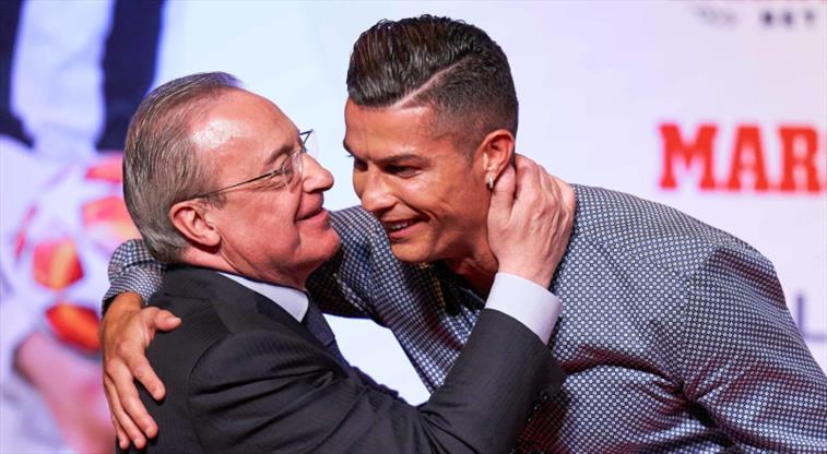 """Perez olay yarattı: """"Ronaldo aptal"""""""