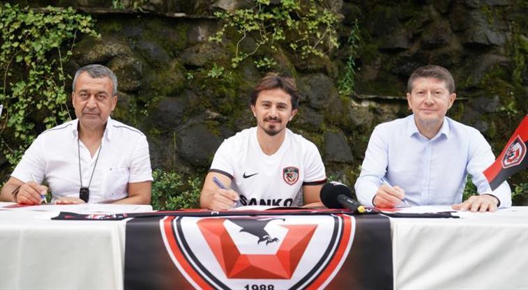 Gaziantep FK, Recep Niyaz'ı duyurdu