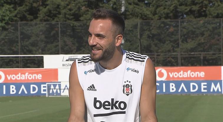 """""""Aklımda hep Beşiktaş vardı"""""""