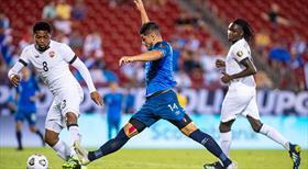 Guatemala 1-1 Trinidad & Tobago