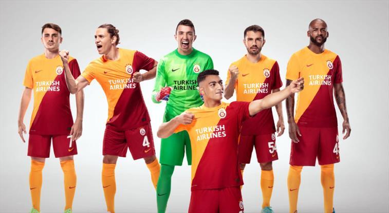 Galatasaray'ın Avrupa'da sponsoru THY