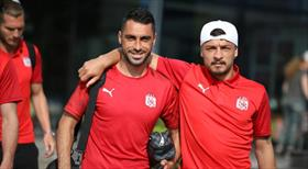 Sivasspor, Kişinev'e gitti