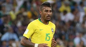 Paulinho imzayı attı