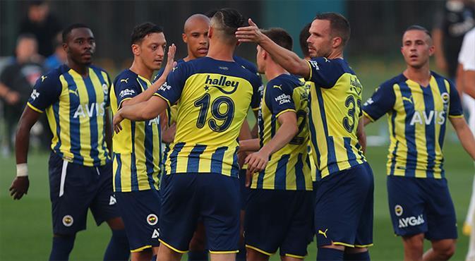 Fenerbahçe 4 hazırlık maçı daha yapacak