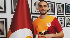 Berkan Kutlu, Galatasaray'a imzayı attı