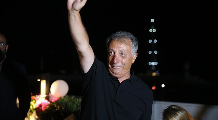 Ahmet Nur Çebi'den taraftarlara çağrı