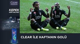 İşte Spor Toto Süper Lig'de haftanın golü