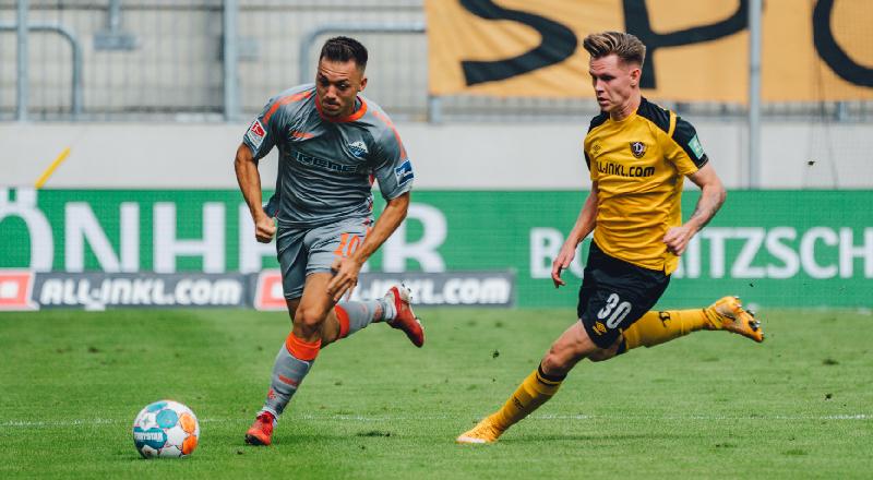 ÖZET | SG Dynamo Dresden 0-3 Paderborn 07