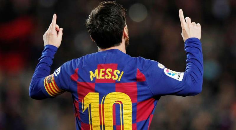 Messi'nin formasının yeni sahibi belli oldu