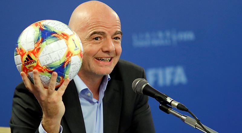 Katar'da kritik Dünya Kupası zirvesi! %88 destek aldı...