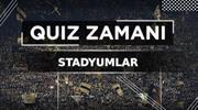 Bu stadyumları tanıyabilecek misin?