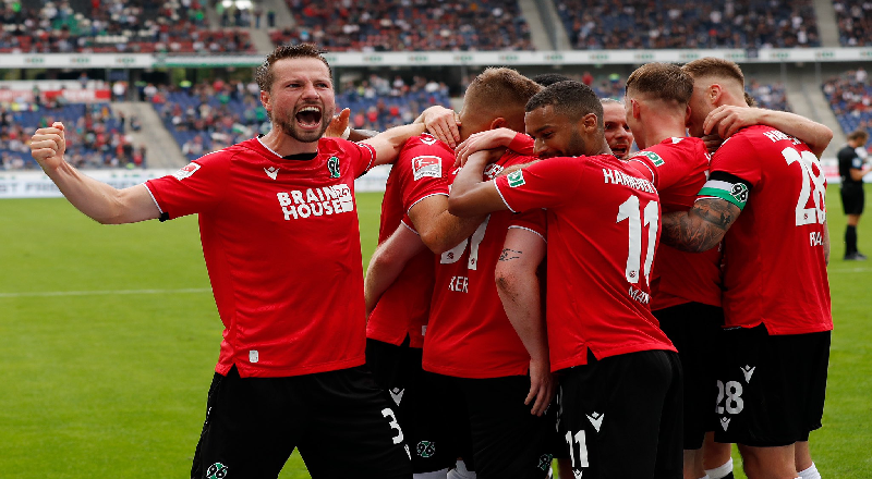ÖZET | Hannover 96 1-0 FC St. Pauli