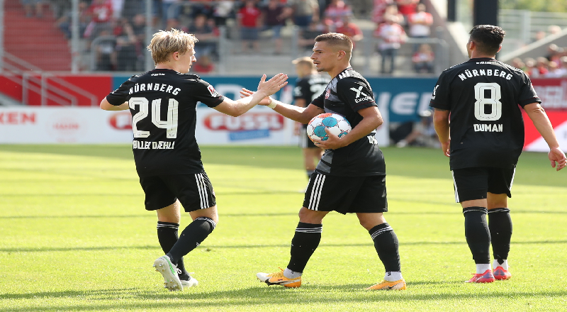 ÖZET | SSV Jahn Regensburg 2-2 1. FC Nürnberg
