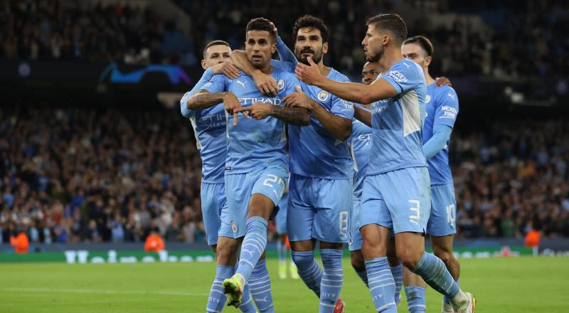 Gol düellosunda kazanan Manchester City