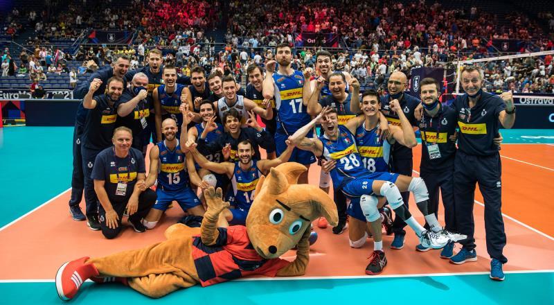 İtalya ve Slovenya yarı finalde