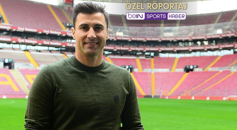 """Lorik Cana'dan Galatasaray yorumu: """"Çok enteresan bir maç olacak"""""""