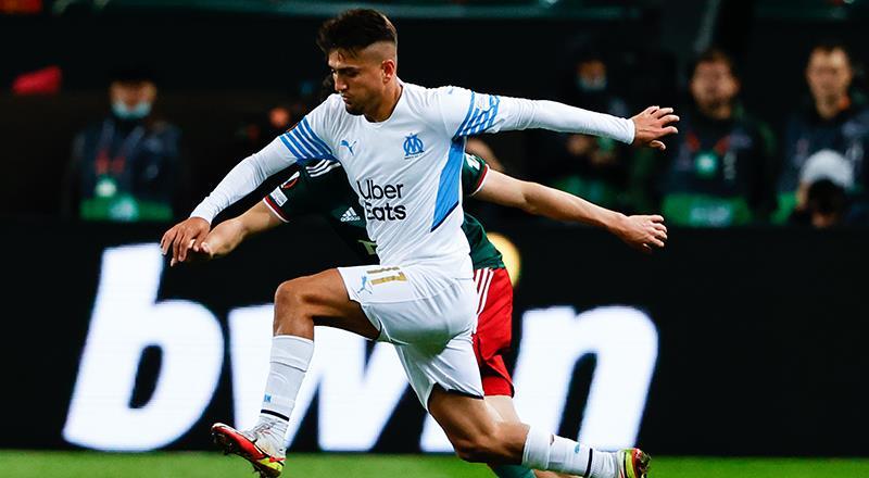 Cengiz'in golü Marsilya'ya yetmedi
