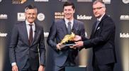 Lewandowski, Altın Ayakkabı'ya kavuştu