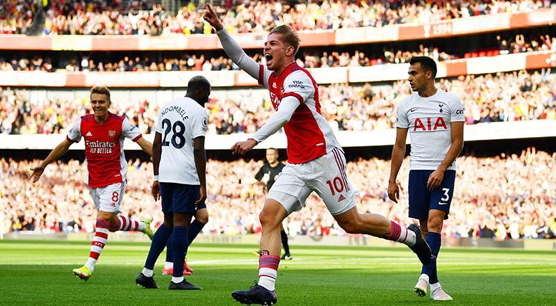 Arsenal derbide kendine geldi