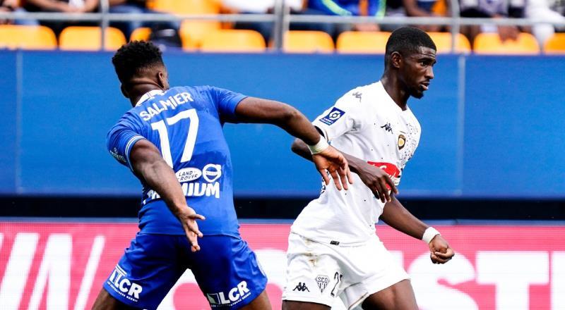 ÖZET   Troyes 1-1 Angers