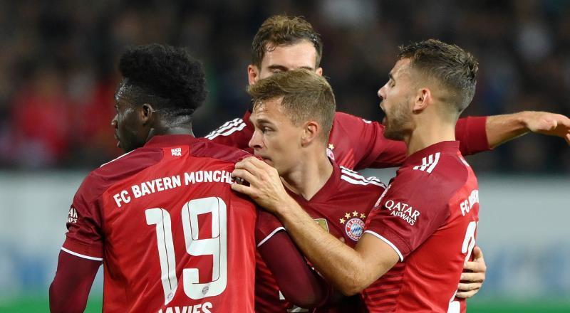 Bundesliga'da 6. haftada atılan tüm goller burada!