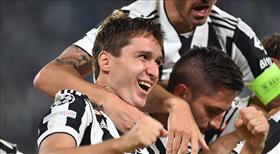 Juventus, Chiesa'yla güldü: 1-0
