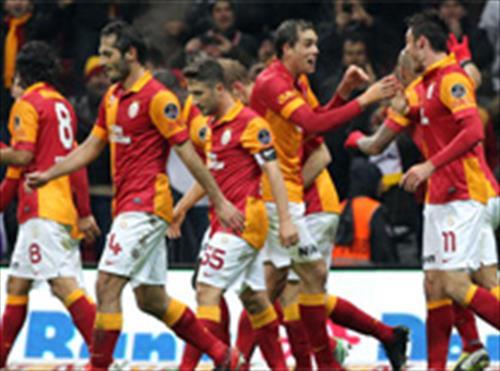 Galatasaray-Beşiktaş: 2-1