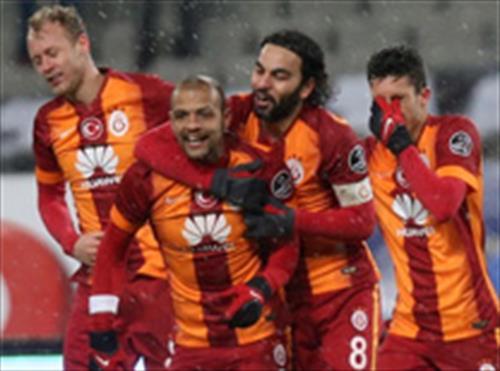 Beşiktaş-Galatasaray:0-2