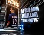 Avrupanın gol kralları: Ibrahimovic