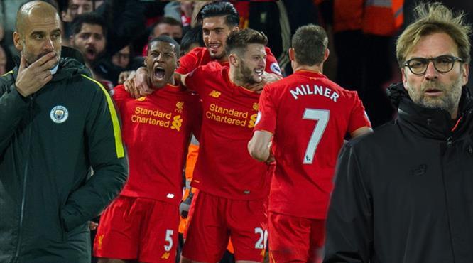 Son gülen Liverpool (ÖZET)