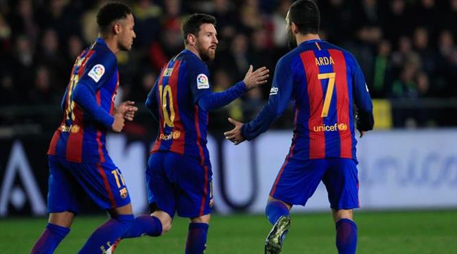 Messi bitti demeden bitmez