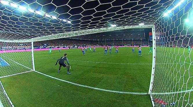 Messi'den muazzam bir gol