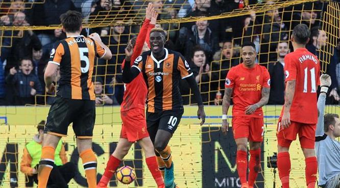 Liverpool'a bir darbe daha
