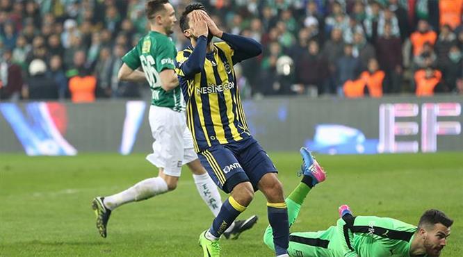 Bursaspor - FB: 1-1 (ÖZET)