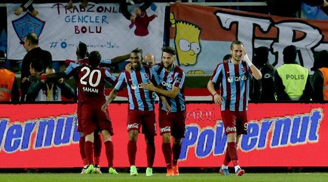 Trabzon-G.Saray: 2-0
