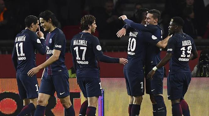 PSG'den Lyon'a geçit yok
