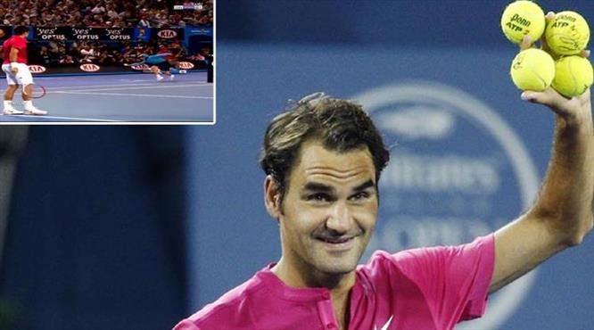 Top toplayıcıların Federer'le imtihanı