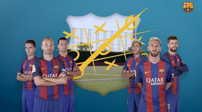 Barça tarzıyla üç taş