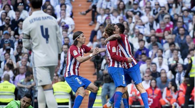 Atletico Real'in yoluna taş koydu