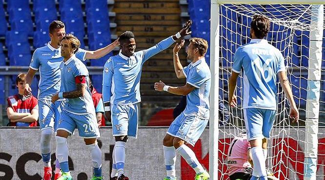Lazio'dan gol şov (ÖZET)