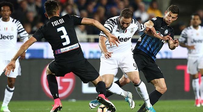 Atalanta Juve'ye boyun eğmedi