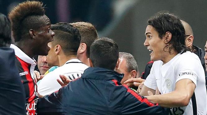Nice'ten PSG'ye ağır darbe