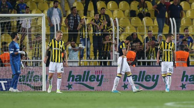 FB-Antalyaspor: 0-1 (ÖZET)