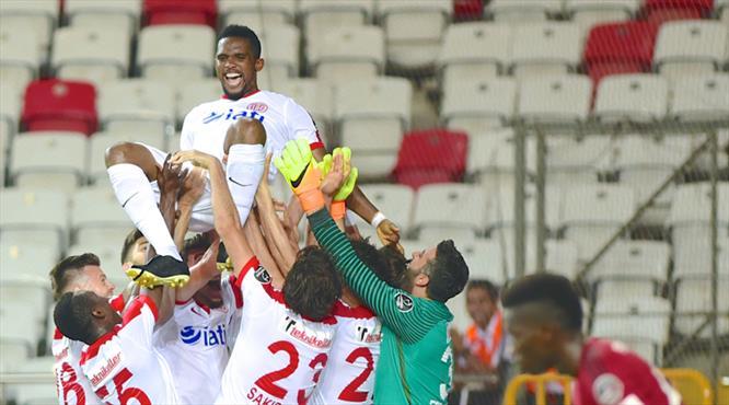 Antalyaspor'un golleri (2.Bölüm)