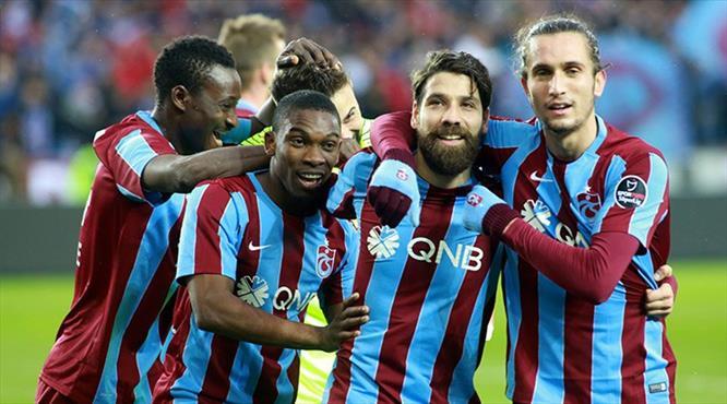 Trabzonspor'un golleri (1.bölüm)