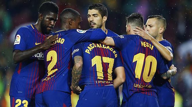 Barcelona tam yol
