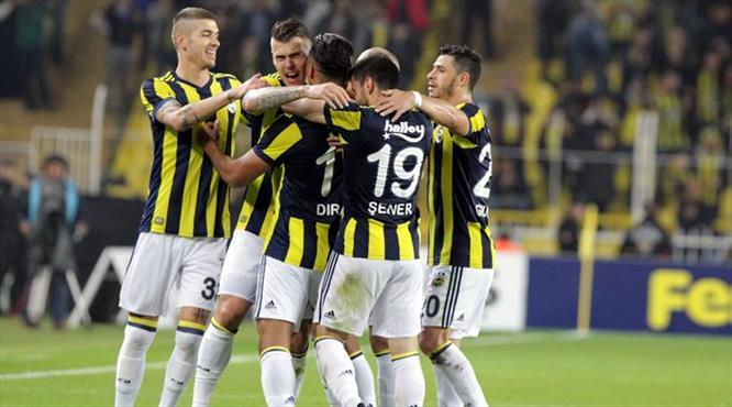 F.Bahçe-DG Sivasspor: 4-1